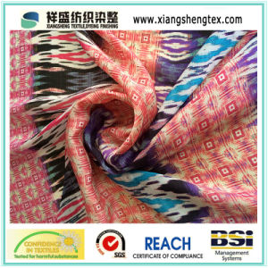30d Satin Chiffon Fabric for Skirt pictures & photos