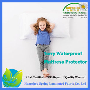 2017 Hot OEM Waterproof Queen Size Mattress Protector pictures & photos