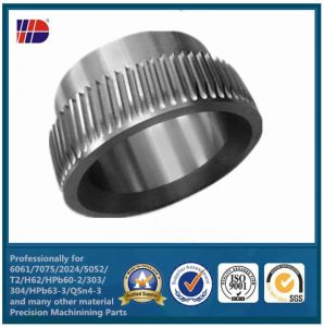 Rising Lead Screw CNC Machining Services of CNC Turning Parts pictures & photos