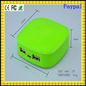 Safety New Battery Portable Mobile Power Bank (GC-PB024) pictures & photos