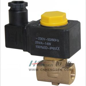 "M 2 0 B 3 Solenoid Valve 1/4"" B S P /Normally Closed Solenoid Valve/Direct Operation Solenoind Valve/Water Solenoid Valve/Air Solenoid Valve/Oil Solenoid Valve pictures & photos"
