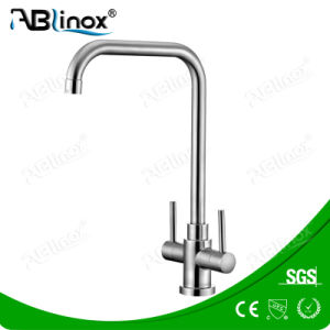 Stainless Steel Kitchen Faucet (AB121) pictures & photos