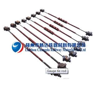 Railway Gage Rod