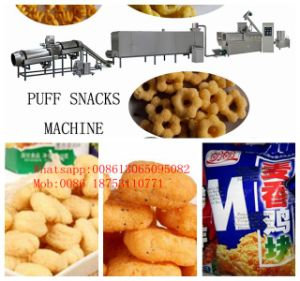 full automtaic extended crispy snack food machine pictures & photos