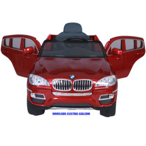 licensed bmw x6 ride on car for kids