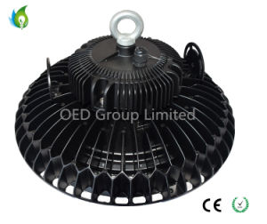 Industrial Used Gymnasium Used IP65 200W 150W 100W UL Ce RoHS List UFO LED High Bay Lighting pictures & photos