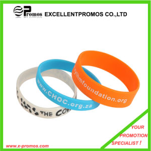 Best Selling Promotional Silicon Wristband (EP-S7101) pictures & photos