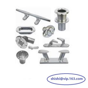 Stainless Steel Lost Wax Casting Boat Deck Hardware Parts pictures & photos