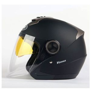 Motorcycle Open Face Helmets with Sunvisors pictures & photos