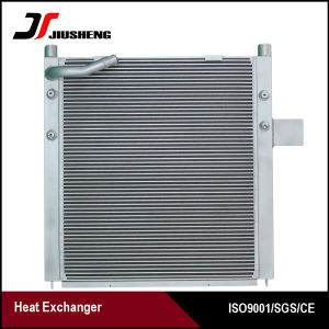 Plate and Bar Aluminum Oil Cooler for Sumitomo Sh60A3 pictures & photos