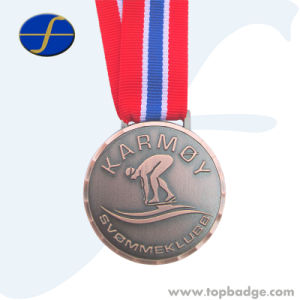 Promotional Customize Design Competition Award Medals (FTMD1512A) pictures & photos