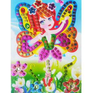 Wholesale Children DIY EVA Intellectual Mosaic Sticker Toys pictures & photos