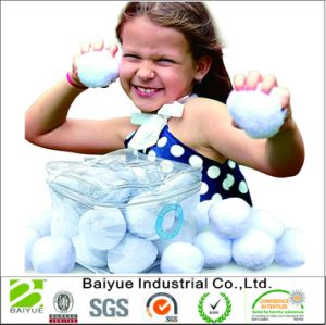 Indoor Snowball Fight Toys for Children Never-Melt pictures & photos