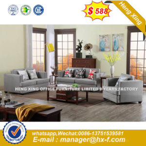 Italy Design Classic Wooden Office Furniture Leather Office Sofa (HX-SN8033) pictures & photos