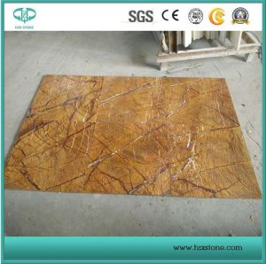 Hot Selling Luxury Brown Marble/Rainforest Brown/Green Marble/Import Home/Hotel Decoration Marble Slab/Floor Tiles/Countertop/Bathroom with Low Price pictures & photos