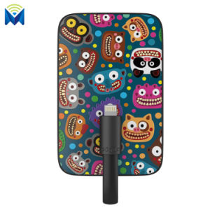 Mobile Cute Mini Portable Cartoon 3200mAh External Power Bank for Apple iPhone with Lightning Charging Cable pictures & photos