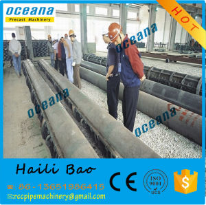 Prestressed Electrical Pole Mold pictures & photos