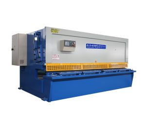 Stainless Steel Shearing Machine QC11y-16X2500 with CNC Controller pictures & photos