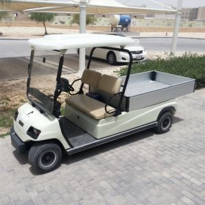 2 Seaters Electric Mini Car with Cargo Box pictures & photos