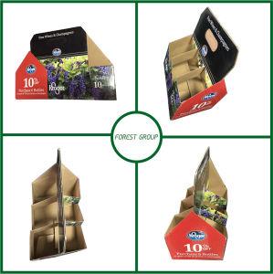 Custom Design Corrugated Wine Pbox pictures & photos