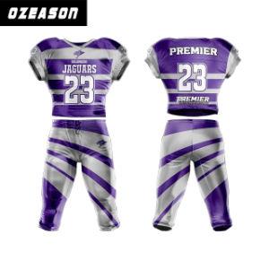 Custom Sportswear American Football Shirt Sports Team Jersey pictures & photos