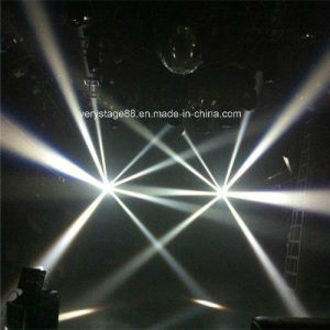 CREE White 8*10W LED Spider Moving Head Beam Light pictures & photos