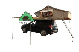 Little Rock Popular Water Proof UV Awning with Camping Tent pictures & photos