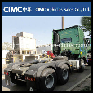 Sinotruk HOWO A7 420HP 10wheeler 6X4 Tractor Truck for Philippines pictures & photos