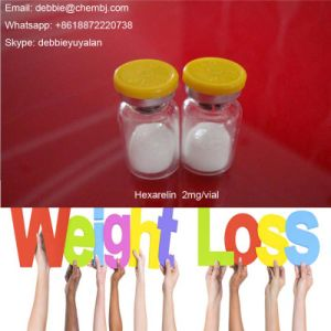 GMP Grade Weight Loss Polypeptide Hexarelin 140703-51-1 Anti Aging pictures & photos