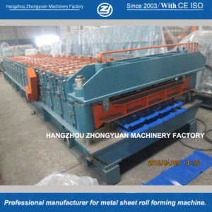 Double Layer Steel Profile Roll Forming Machine pictures & photos