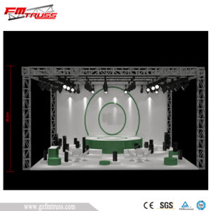 Exhibition Booth Truss Advertisement Truss Used pictures & photos