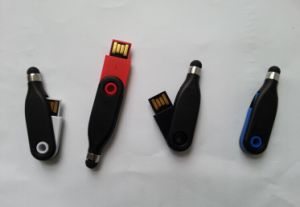 Newest Plastic Touch Screen Andorid Pen USB Flash Drive (OM-P169) pictures & photos