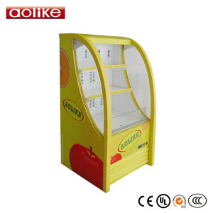 Commerical Use Refrigerator Equipment Supermarket Monster Energy Drink Display Fridge pictures & photos