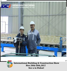 Automatic Drywall Gypsum Board Production Line pictures & photos