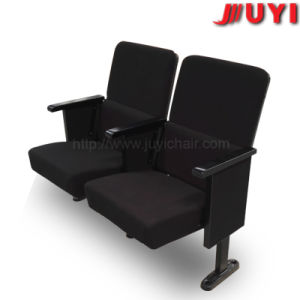 Jy-302s Stackable Concert Chair with Armrest Cinema Hall Chair pictures & photos