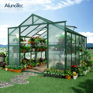 Glass Greenhouse Prefabricated Garden Greenhouses Greenhouse Design Garden Used Greenhouses for Sale pictures & photos