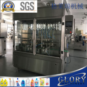 Full-Automatic Inline Piston Two-Use (viscous liquid filling, capping) pictures & photos