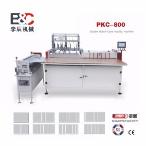 Double-Station Semi-Auto Book Case Making Machine pictures & photos