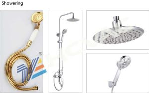 Bathroom Sanitary Fitting Bright Chrome Film PVD Plating Machine Equipment pictures & photos