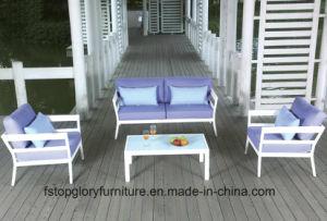 Outdoor Patio Furniture Aluminum and Garden Sofa Sets (TG-066) pictures & photos