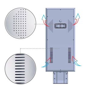 High Quality Easy Install 15W Integrated Solar Street Light pictures & photos