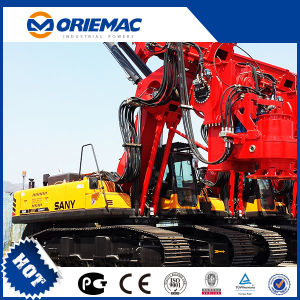 Sany Mini Rotary Drilling Rig (Sr150c) pictures & photos