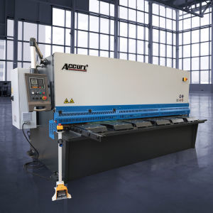 Precision Hydraulic Guillotine Shearing Machine pictures & photos