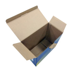 Folding Cmyk Printing Packaging Box for Water Pump pictures & photos