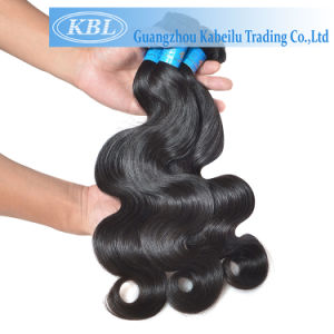 100% Body Wave Wholesale Brazilian Human Hair pictures & photos