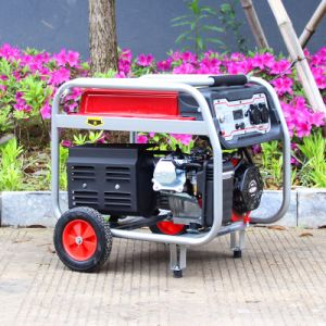 Bison (China) BS2500e Key Start Reliable 6.5HP New Gasoline Generator pictures & photos