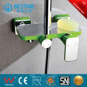Specail Design Bathtub Shower Mixer with Chrome Finish (BM-60030P) pictures & photos