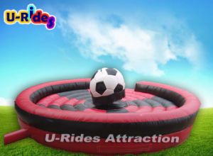 Mechanical Bull Rodeo With Interchange Football pictures & photos
