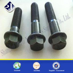 Non-Standard Flange Bolt (Black Zinc) pictures & photos