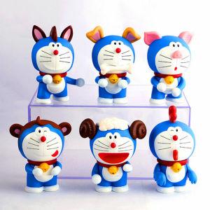 Lovely Doraemon Plastic Vinyl Toys for Kids pictures & photos